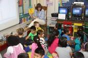 Turn & Talk with Classmates