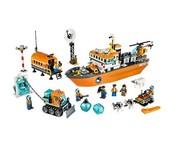 Lego city artic ice breaker