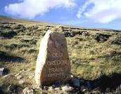 Oregon trail Headstone