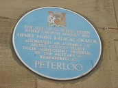 PETERLOO (1819)