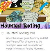 Haunted Texting | The Electric Company