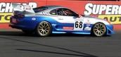Makes a good race car.