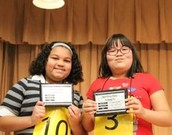 Congrats WRES Spelling Bee Winners!