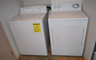 G.E Washer and Dryers