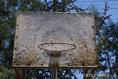 Some people might just have a backboard...
