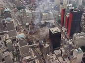 Ground Zero : 9/11 wreckage