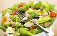 un salad
