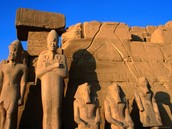 STATUES OF EGYPT