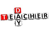 Teacher Day: April 15