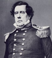 Admiral Perry arrives in Japan-1853