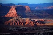 Canyon-lands of the Southwest