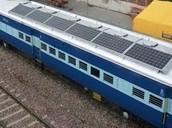 Environment-Friendly Train