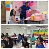 Ms. Annis' Baby Shower!