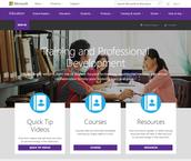 Microsoft Training & Professional Development