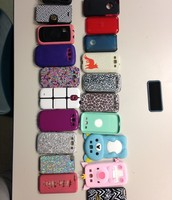 FBLA is selling phone cases.