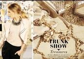 Trunk Show Treasures!!!