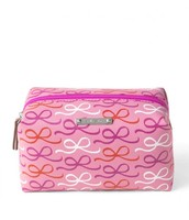 Ribbon make-up bag / storage pouch