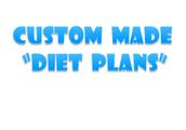 Custom made diet plans :-)
