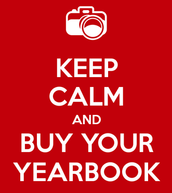 Yearbook purchase deadline!