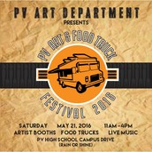 PV Art & Food Truck Festival Arrives on Campus Drive May 21