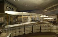One of the Wright brothers airplanes