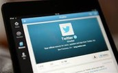 Twitter is easy to use on mobile devices