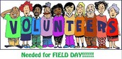 Don't Miss out on the Field Day Fun!!!