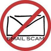 Email and phone scams