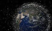 El problema amb les deixalles espacials