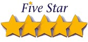 Five Star Rated Workshop!