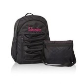 Her Deluxe Backpack in Black
