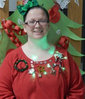 Christmas Baubles (Mrs. Lail)