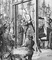 Stede Bonnet's Execution