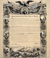 20. Emancipation Proclamation