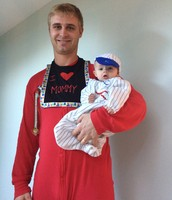 Walker and Daddy