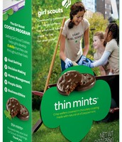When you think of girl scouts...