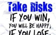 Risk is the potential of loss resulting from a given action