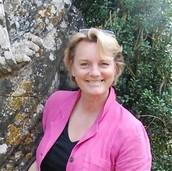 Trädgårdsturisten Ann Larås