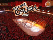 The Philadelphia Flyers play their home games at the Wells Fargo Center
