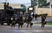Ferguson Missouri Riots