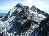 Pico Bolívar- las mantanas