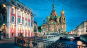 The City  of St. Petersberg