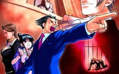 """We work hard to get you the justice you deserve!"" - Phoenix Wright"