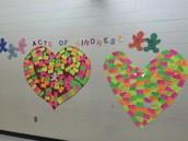 We love our hallway displays here at SPMS