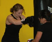BOXING BOOTCAMP CLASS