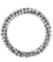 Vintage Twist Bracelet - Silver - S/M