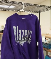 Blazers Crewneck Sweatshirt