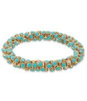Vintage Twist - Turquoise