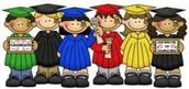 June 3rd - Kinder Graduation in the cafeteria