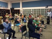 Low Brass Class